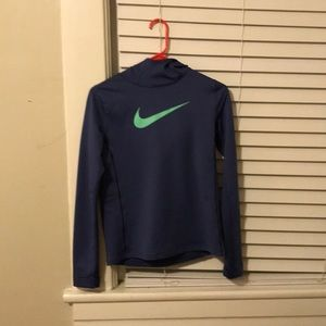 Tops - Long sleeve athletic sweatshirt